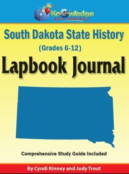 South Dakota State History Lapbook Journal