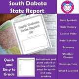 South Dakota State Report