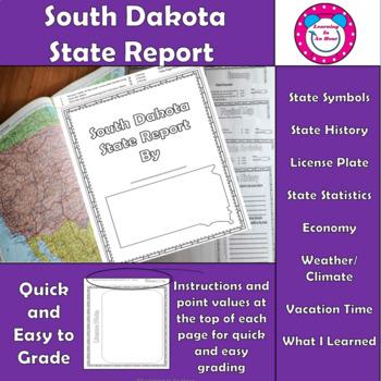 South Dakota State Report