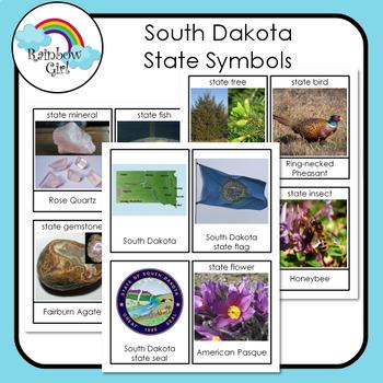 South Dakota State Symbols