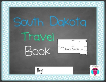South Dakota Travel Journal