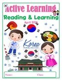 South KOrea learning Pack