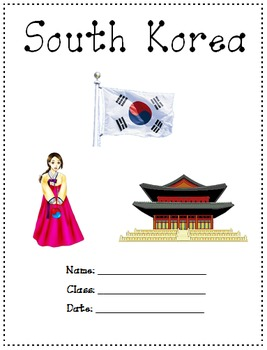 South Korea - A Research Project