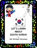 South Korea: A Webquest