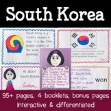 South Korea Country Booklet - Country Study - Interactive and Differentiated