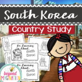South Korea Booklet Country Study Project Unit
