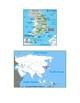 South Korea Map Scavenger Hunt
