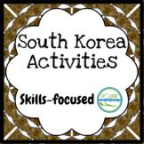 South Korea Supplemental Activities