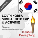 South Korea Unit and Pyeongchang for Special Education