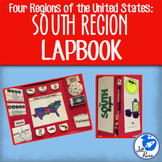 South Region Lapbook or Interactive Notebook {Four Regions}
