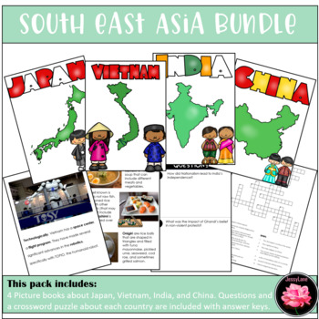 South and Eastern Asia Bundle