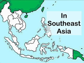 "Southeast Asia Sing-along mp4 by Kathy Troxel ""Geography Songs"""
