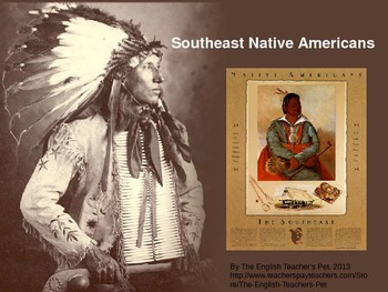 Southeast Indian Tribes PowerPoint