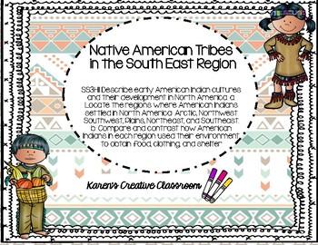 Southeast Native Americans