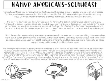 Southeast Native Americans