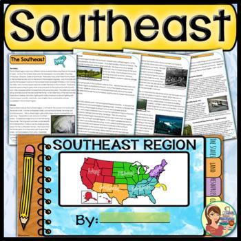 US Regions: Southeast Region