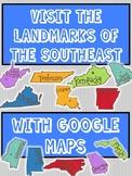 Southeast Region Landmarks Virtual Field Trip
