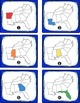 Southeast Region States and Capitals Task Cards