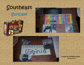 Southeast Region Suitcase