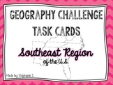 Southeast Region Task Cards