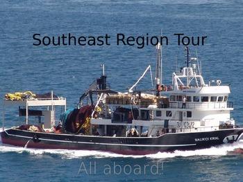 Southeast Region Tour