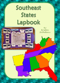 US Geography Southeast States Lapbook