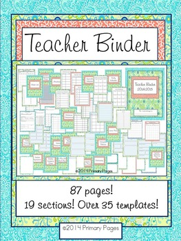 Southern Charm Classroom Decoration and Organization BUNDLE for Back to School