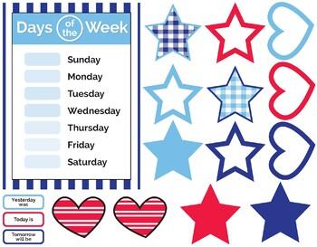 Southern Charm Calendar Set
