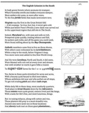 Southern Colonies (27) - poem, worksheets, puzzle