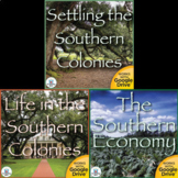 Southern Colonies Interactive Notebook Bundle