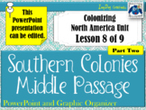Southern Colonies and Middle Passage