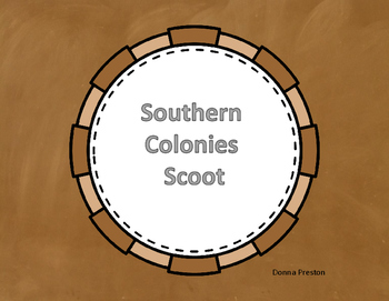 Southern Colonies Scoot