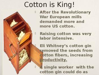 Southern Cotton Kingdom