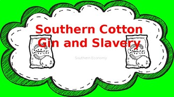 Southern Economy Powerpoint Slideshow & Video