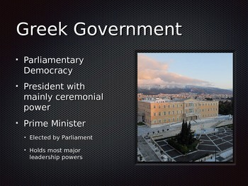 Southern Europe PowerPoint