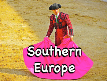 "Southern Europe Song (2014) Video/Movie by Kathy Troxel from ""Geography Songs"""