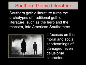 Southern Gothic Literature