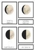Southern Hemisphere Moon Phases
