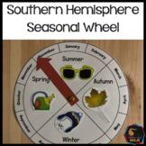 Southern Hemisphere Seasonal Wheel