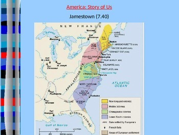 Southern, NE, and Middle Colonies PowerPoint