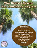 Southern Region of the US Unit