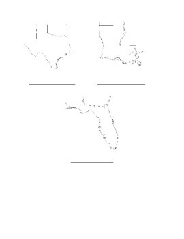 Southern States, Capitals and Abbreviations test