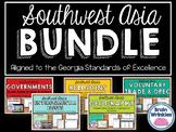 Southwest Asia (Middle East) Unit BUNDLE