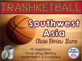 Southwest Asia Review (TRASHKETBALL)