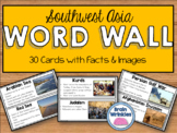 Southwest Asia Word Wall