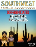 Southwest Native Americans Differentiated Reading Passages & Questions