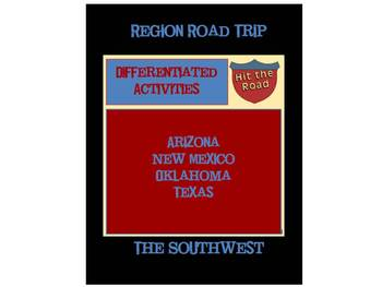 Southwest Region Differentiated States Activities