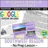 Southwest Region Indigenous Peoples; Distance Learning; Di