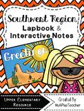 Southwest Region Lapbook & Interactive Notes
