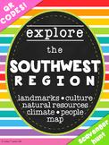 Southwest Region QR Code Exploration